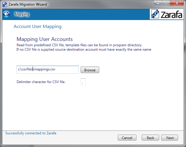 Zarafa collaboration platform.