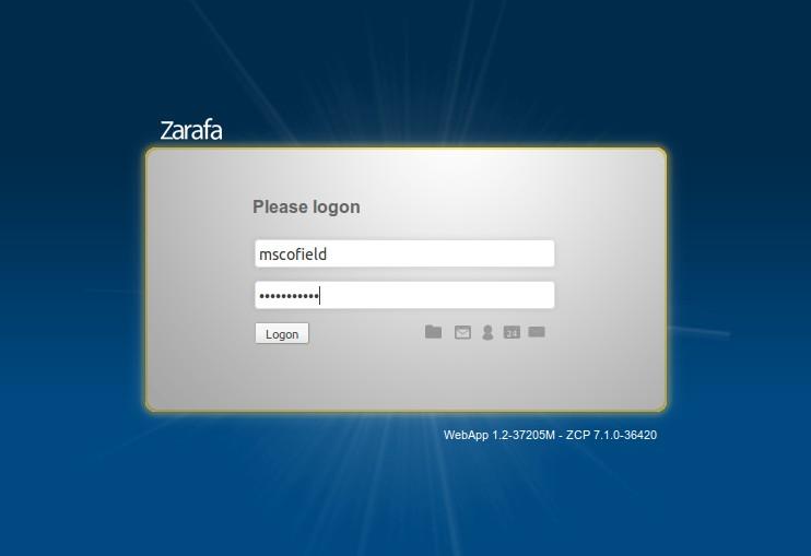 Zarafa Collaboration Platform