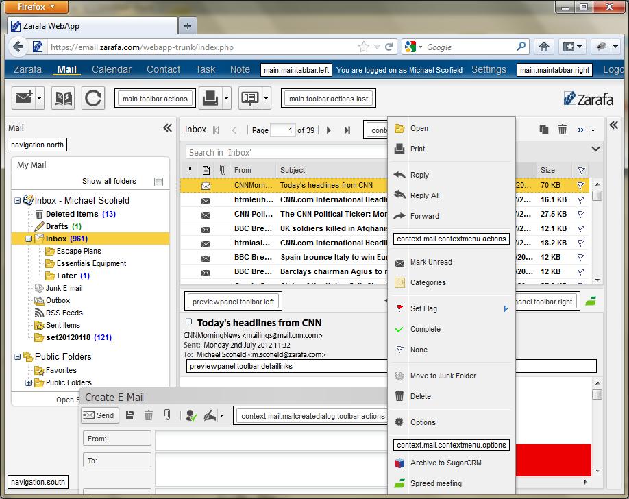 Zcp trunk (build 50384) zarafa collaboration platform. Zarafa ha.